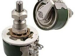 Переменный резистор потенциометр реостат ППБ, СП5-30 ППБ-15Г