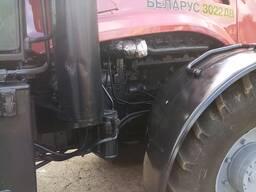 Переоборудование МТЗ 3522 и 3022 под двигатель ЯМЗ 238