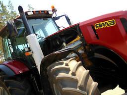 Переоборудование трактора МТЗ-3522, МТЗ-3022 на ЯМЗ 238