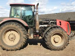 Переоборудование тракторов Беларус 3522
