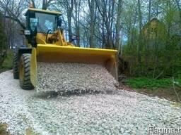 Переработанный бетон