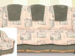 Перетяжка мягкой мебели в барановичах