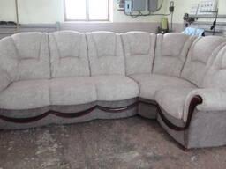 Перетяжка мягкой мебели в Кричеве