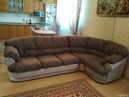 Перетяжка, ремонт, реставрации мягкой мебели.