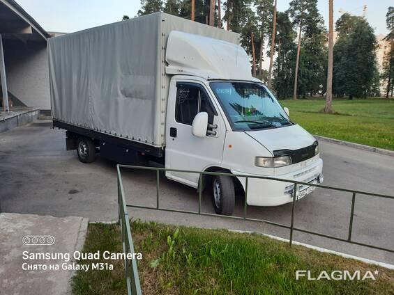Перевозка грузов, домашние переезды Могилев, РБ, РФ