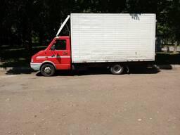 Перевозка грузов. Переезды. Грузчики