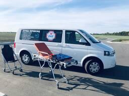 Перевозка лежачих, сидячих больных