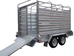Перевозка лошадей и других животных