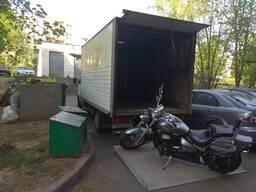 Перевозка мотоциклов Минск, мотоэвакуатор.