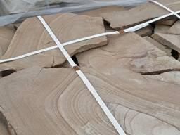 """Песчаник бежевый """"сухое дерево"""" 1,5-2 см"""