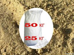 Пескосоль в мешках по 25кг