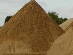 Песок, ПГС, грунт, плодородка