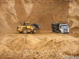 Песок Бетон Растворы от производителя