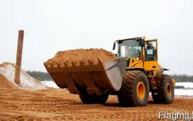 Песок и гравий с доставкой в Сморгони