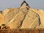 Песок Гравий щебень пгс торф чернозём Асфальтогранулят бетон раствор - фото 2