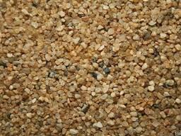 Песок кварцевый для пескоструя