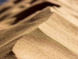 Песок мытый для стяжки пола