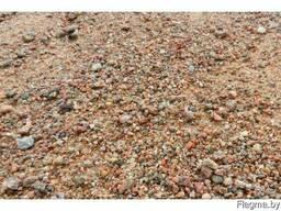 Песок на подсыпку дорог, фундамента с доставкой.