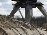 Песок речной строительный 5 тонн. - фото 2