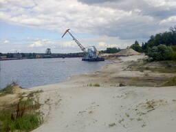 Песок речной намывной - фото 3