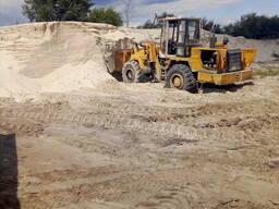 Песок речной намывной - фото 4