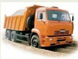 Песок с доставкой в Сморгони и Островце