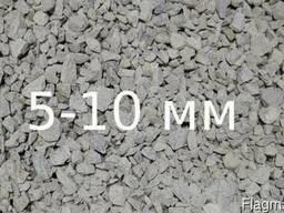 Гранитный щебень в мешках 40 кг. (5-10-20 мм. ). Песок, керамзит, цемент.
