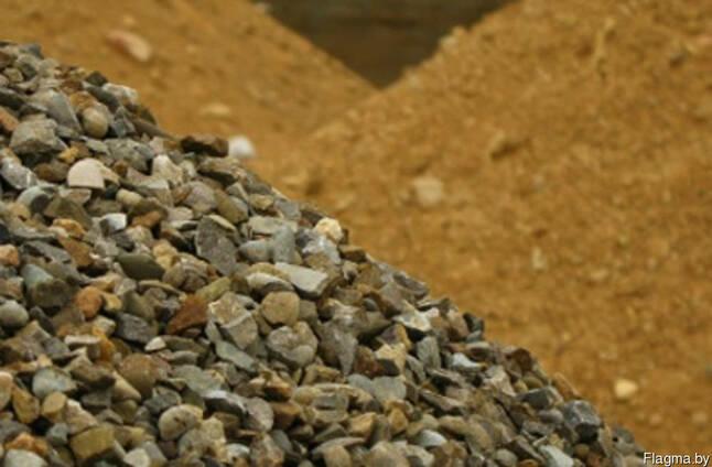 Песок строительлный с доставкой от 20 тонн