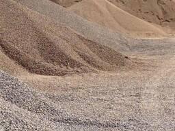 Песок строительный 10 20т
