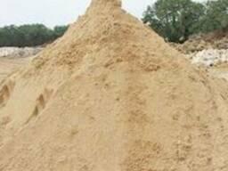 ПГС, песок
