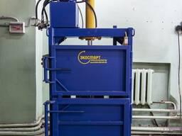 ПГП-8 пресс гидравлический пакетировочный для вторсырья