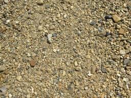 ПГС Песчано-гравийная смесь с доставкой
