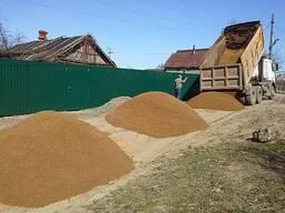 Пгс , песок , песчано гравийная смесь.