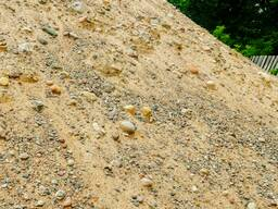 Песчано-гравийная смесь (ПГС) 270 руб. за 20тонн.