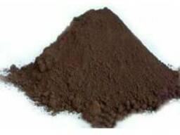 Пигмент железоокисный коричневый Microx br01. 1, 0 кг.