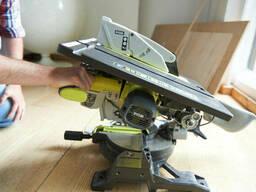 Пила торцовочная комбинированная (распиловочный станок) Ryobi RTMS1800-G