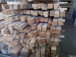 Пиломатериалы хвойных и лиственных пород древесины.