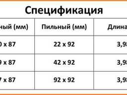 Пиломатериалы хвойных пород, 4 метра, Сосна, Ель