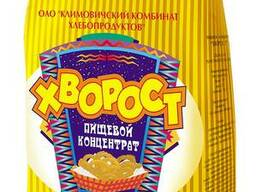 """Пищевой концентрат """"Хворост"""" 0,9 кг"""