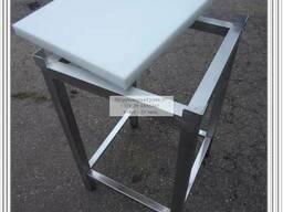 Пищевой пластик р-р 500х500х40мм (стол для разделки мяса)