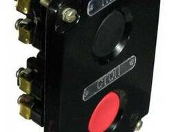 ПКЕ112-2-У3-IP40, пост кнопочный