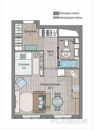 Планировочное решение квартиры, дома