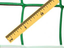 Пластиковая садовая решетка ячейка 83*83мм, 1*20м