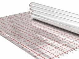 Пленка под тёплый пол алюминизированная Strotex