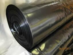 Пленка полиэтиленовая черная (вторичная) 1500*2*100 мм