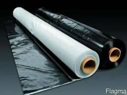 Пленка полиэтиленовая для силосных ям 100-200мкм ГОСТ10354