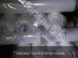 Пленка полиэтиленовая марка Н 120 мкм 2,5м Рукав (5м в разв)