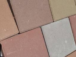 Плитка тротуарная квадрат 6-ка