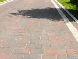 Плитка тротуарная Starobruk меланж