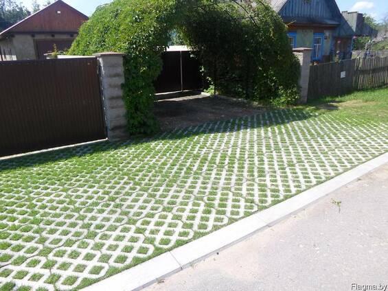 Плитка тротуарная травница